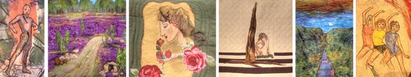 KARIN FLACKE quiltkunst